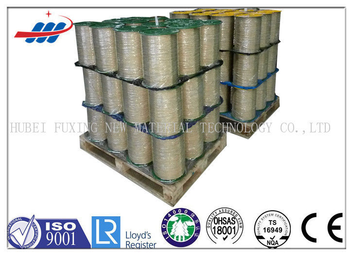 Professional Tyre Steel Wire High Carbon For Cargo Truck Tyres , ISO OHSAS Listed