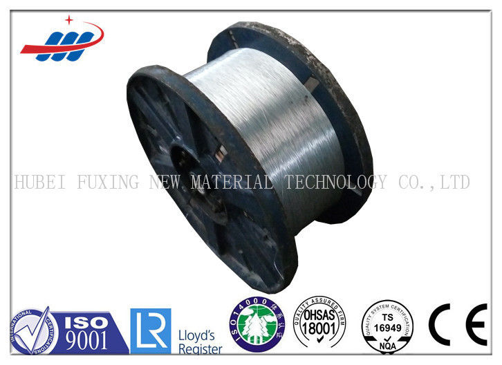 Galvanized Coated High Tensile Galvanized Wire For Airport Brush / Mattress