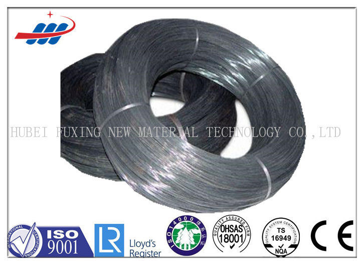 Bright Surface Soft Spring Steel Wire High Carbon For Machinery , OEM Service