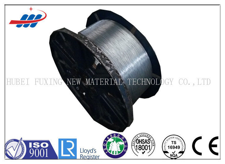 Ungalvanized Spring Steel Wire , Hard Drawn Spring Wire For Furniture Non - Mechanical Spring